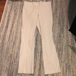 The Limited Exact Stretch Tan Dress Pants